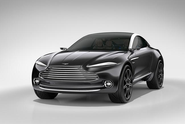 Шеф Aston Martin заявил, что для DBX платформа от Mercedes недостаточно спортивна