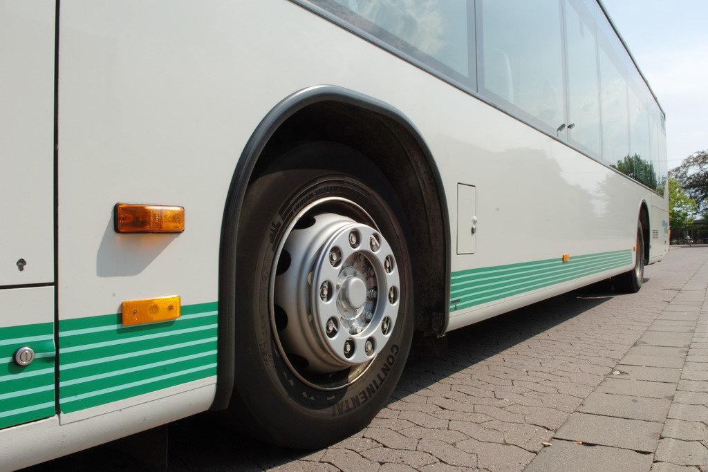 Сontinental выпустил новую шину для автобусов