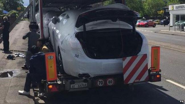 Для автомобилей Maserati нашли необычное применение