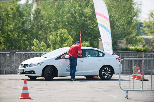 День безопасности Honda посетили около 1000 человек
