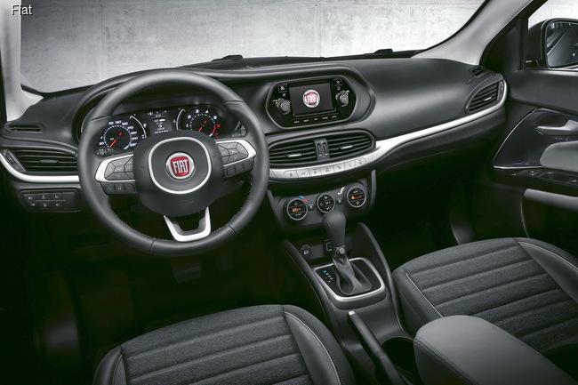 Fiat Aegea дебютировал в Стамбуле