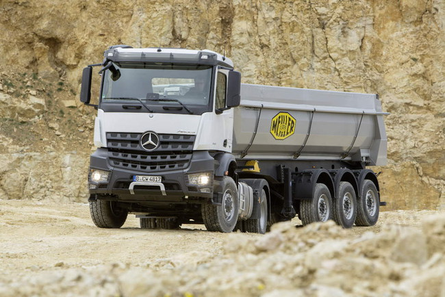 Mercedes-Benz Arocs HAD