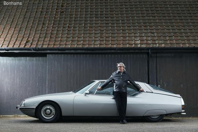 Машины гитариста Rolling Stones уйдут с аукциона