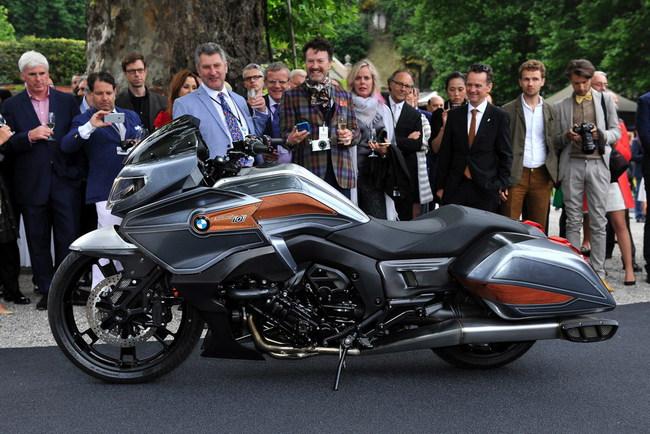 BMW Motorrad Concept 101 – воплощение духа открытой дороги