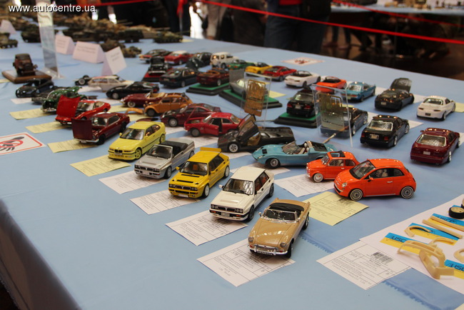 Kiev Scale Models Fest 2015 удался на славу