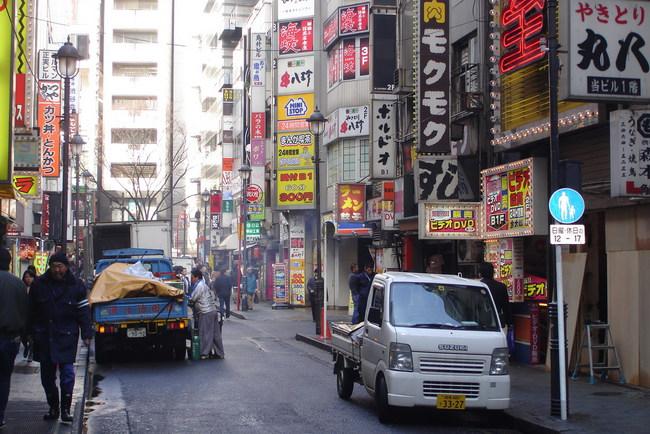 В Японии падает спрос на автомобили