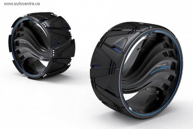 Новая концепт-шина Kumho-t710