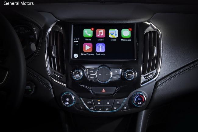 Chevrolet Cruze готовится к дебюту