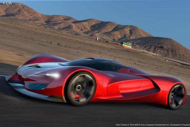 SRT отправилось покорять Gran Turismo 6