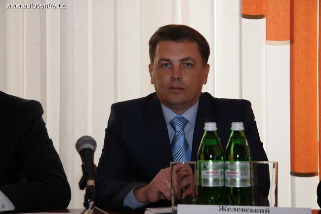 Сергей Желевский, председатель правления ЧАО «Бориспольский автомобильный завод»