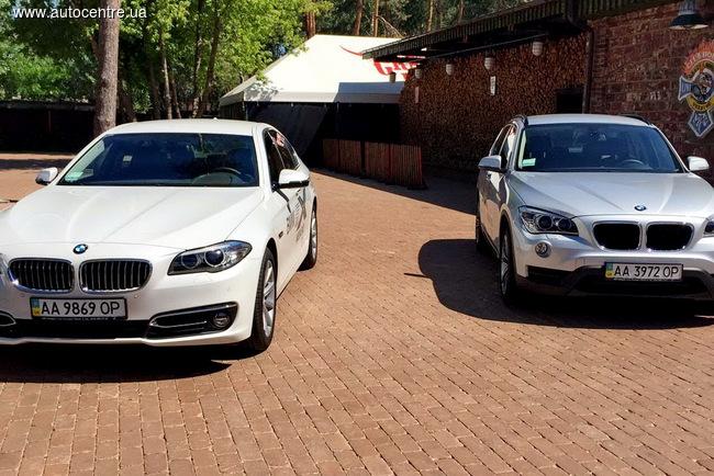 BMW проводит X-weekend