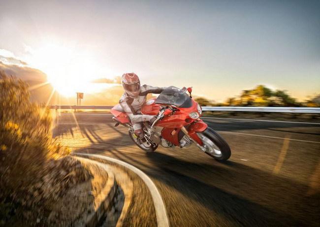 Bosch подключит мотоциклы к смартфонам