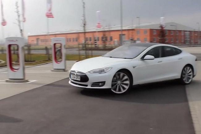 Tesla S P85