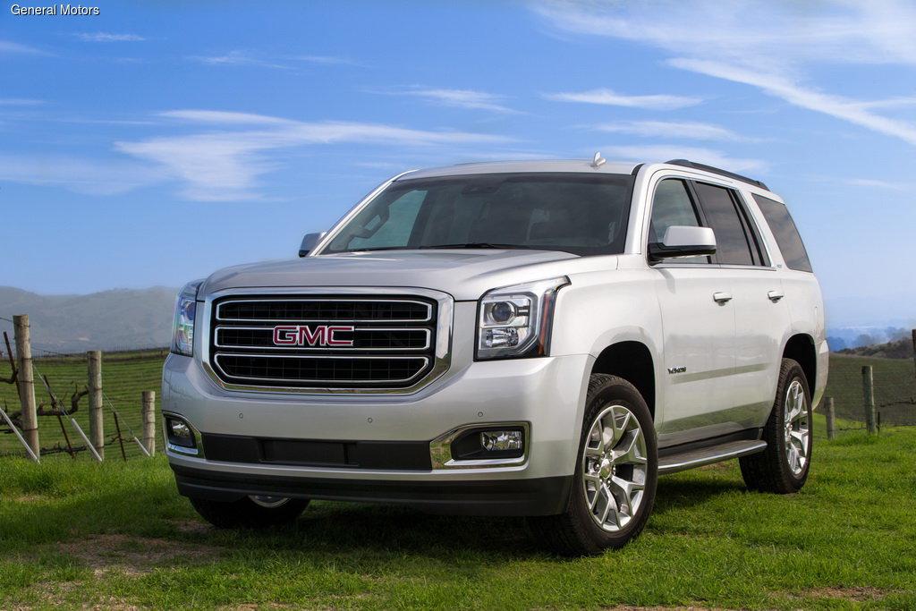GMC обновил внедорожники Yukon и Yukon XL