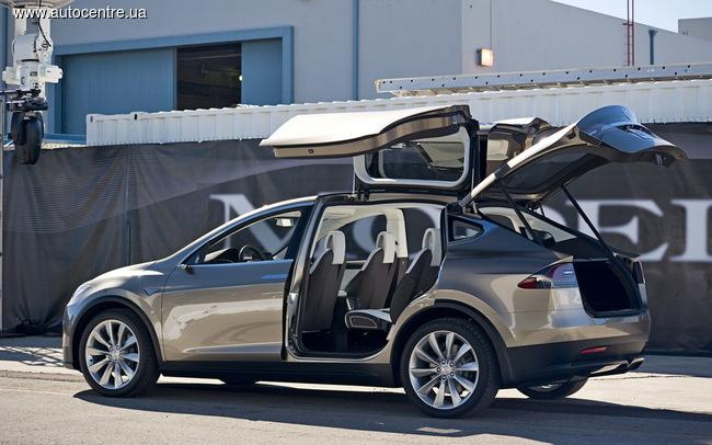 Через 3 месяца Tesla выпустит внедорожник