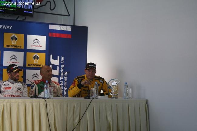 WTCC: Не все у Citroen масленица или новые сюрпризы на Moscow Raсeway