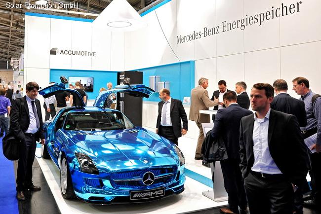 BMW и Daimler занялись аккумуляторами для дома