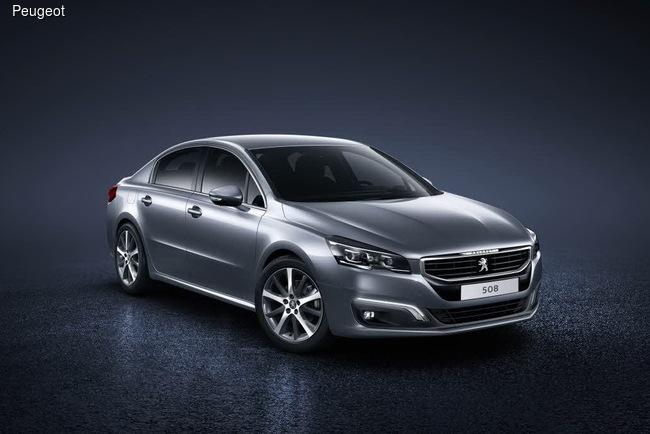 Обновленный Peugeot 508 прибыл в Украине