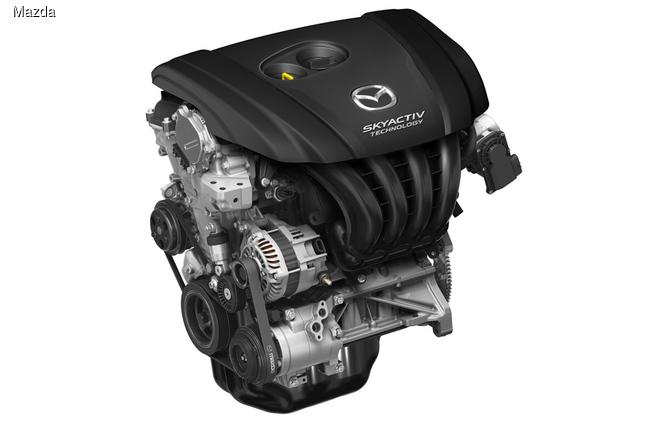 Новые бензиновые моторы Mazda будут работать без свечей зажигания