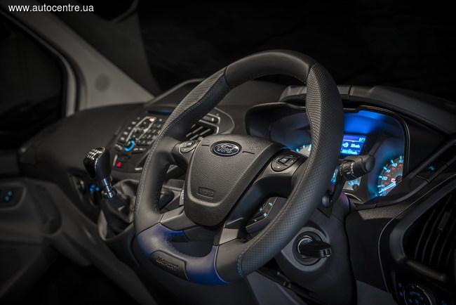 К 50-летию Ford Transit в Британии выпустили эксклюзивную версию модели