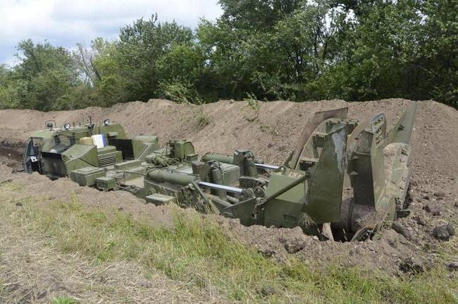 котлованная машина МДК-3