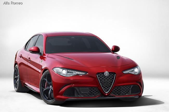 Giulia открывает новую страничку в истории Alfa Romeo