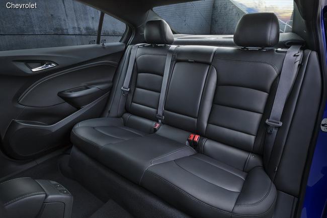 Компания Chevrolet поделилась информацией о новом Cruze