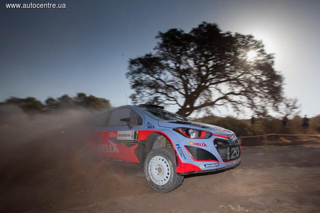WRC: Итальянский триумф украинцев