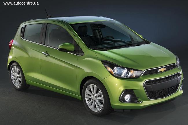 Chevrolet разрабатывает супер-бюджетный автомобиль