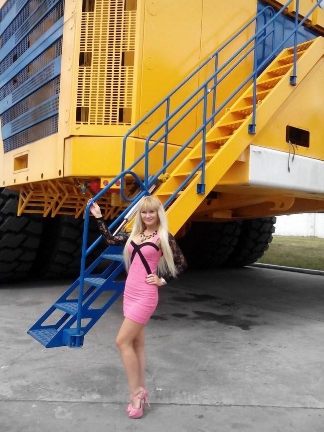 БЕЛАЗ – партнер конкурса «Миссис Вселенная»