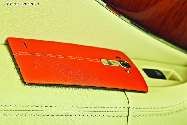 Новый смартфон LG