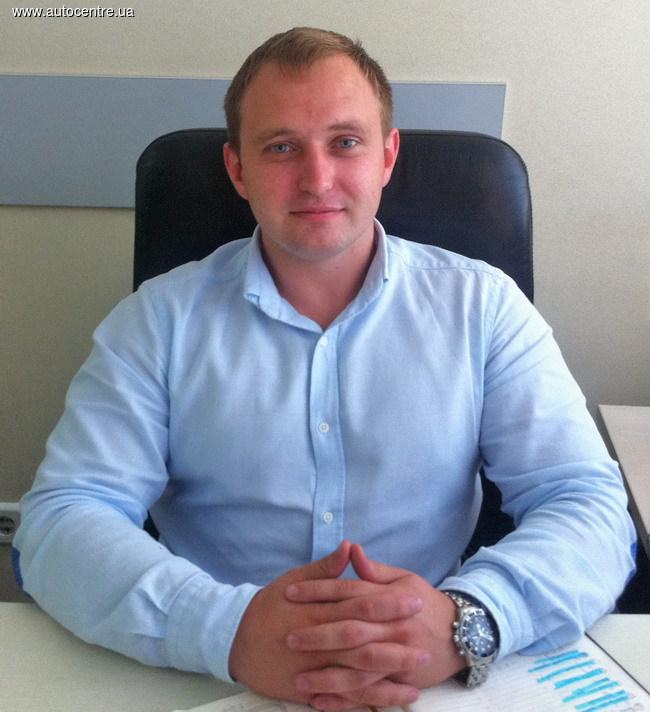 Коммерческий директор компании «АВТЕК» Игорь Лоскутов