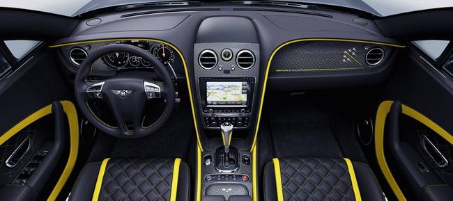 Новинка Continental GT посвящена пилотажной группе Breitling Jet Team