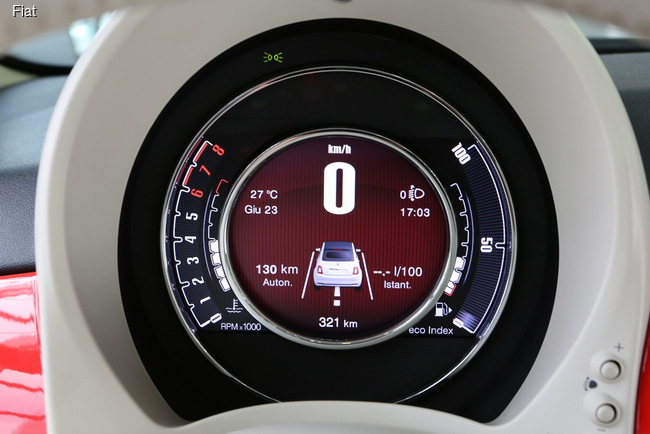 Fiat презентовал новый Fiat 500
