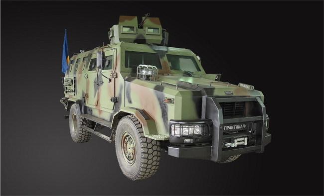 Бронеавтомобиль «Козак-II»