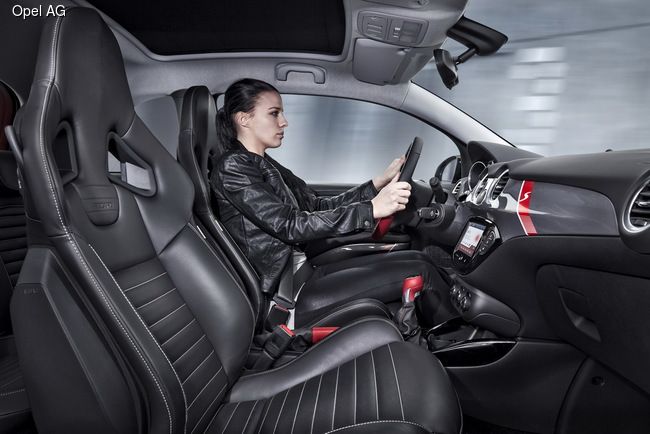 Opel Adam Rocks S готов удивлять