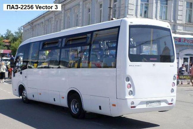 ПАЗ-2256 «Вектор-3»
