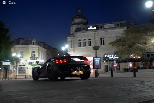 Sin R1 составит конкуренцию Ferrari и Lamborghini