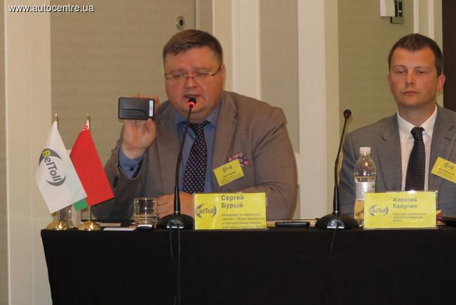 Украинцы массово не платят за проезд по дорогам Беларуси