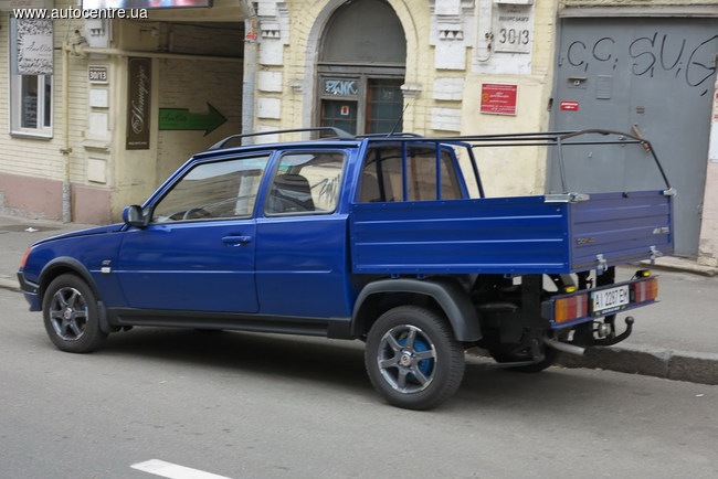 ЗАЗ-1106 Pick-Up