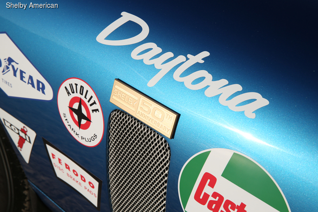 Shelby American возродит Cobra Daytona Coupe