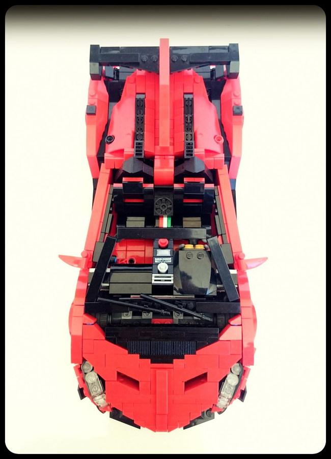 Хочешь новый Lego-Lambo? Голосуй за него