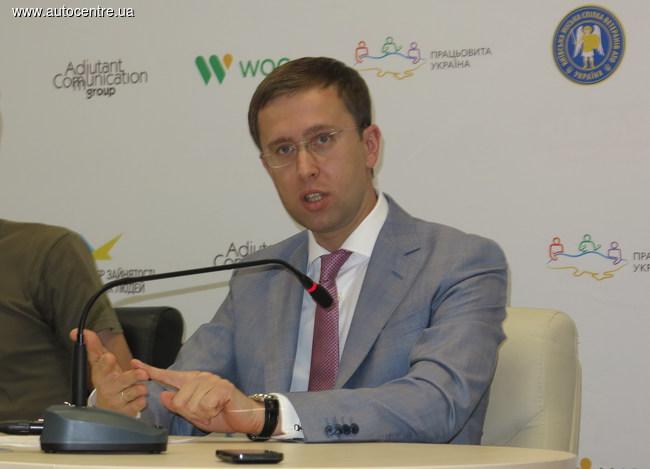 генеральный директор ООО «ВОГ Ритейл» Сергей Корецкий