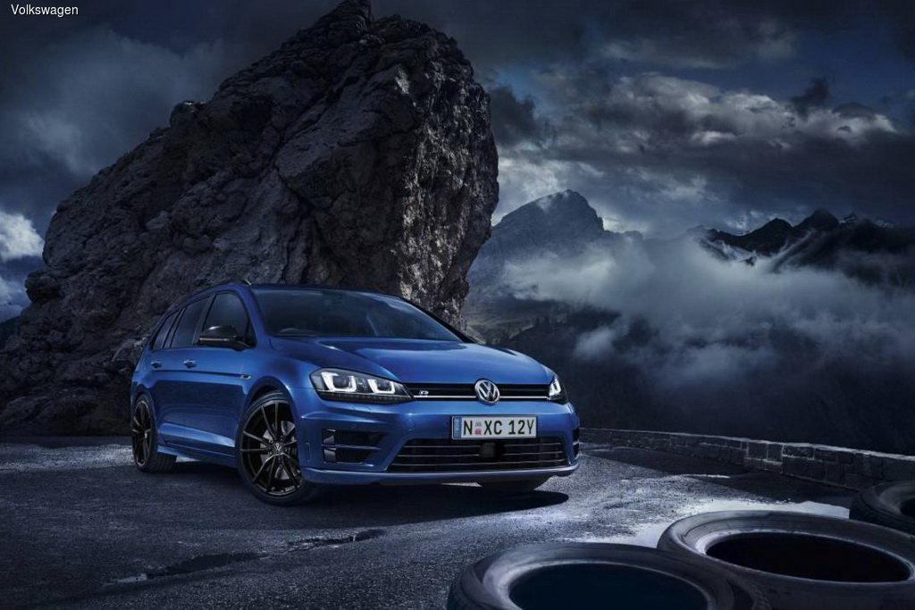 Для Австралии подготовили спецверсию VW Golf R Wagon