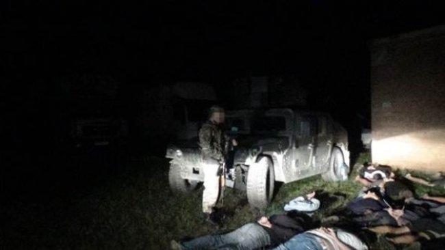 СБУ задержала 21 грузовик с контрабандой