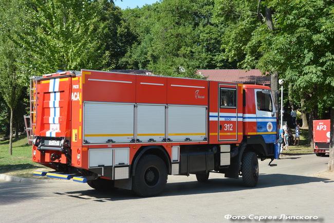 АСА — аварийно-спасательный автомобиль многофунционального назначения