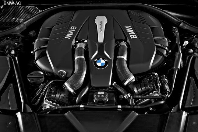 BMW получит мотор с 4-мя турбинами