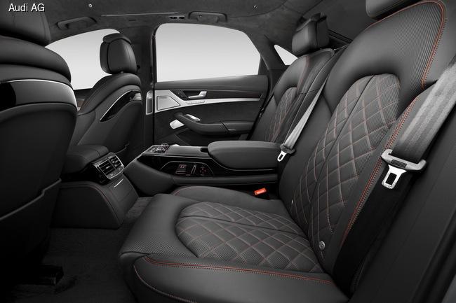 Audi представила топ-версию седана S8