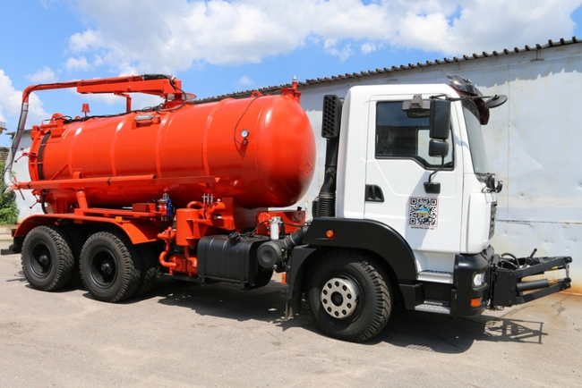 универсальный дорожный автомобиль КрАЗ-6511Н4