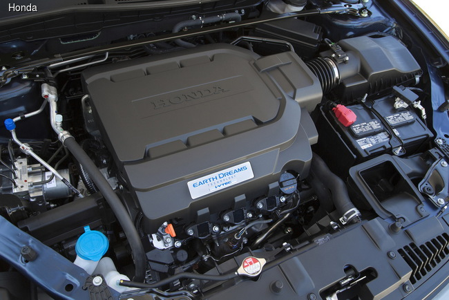 Honda Accord Coupe перенесла фейслифтинг